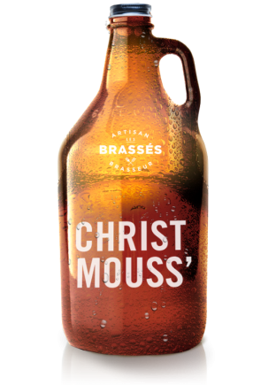 christ mouss biere