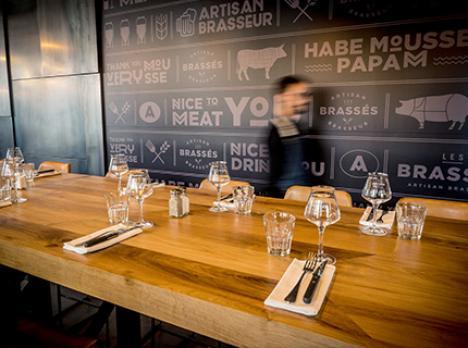 Table Les Brassés