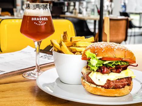 Burger du Brasseur